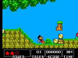 Castle of Illusion Starring Mickey Mouse (USA, Europe)