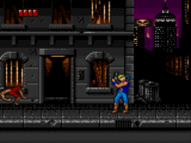 Double Dragon (USA, Europe) (Beta)