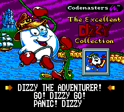 Excellent Dizzy Collection, The (Europe)