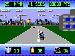 Out Run Europa (USA, Europe)