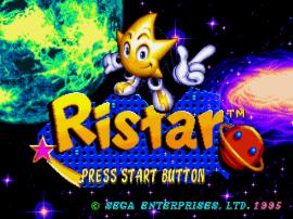 Ristar (USA, Europe) (August 1994)
