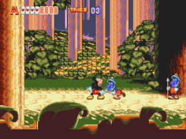 World of Illusion Starring Mickey Mouse and Donald Duck (USA)