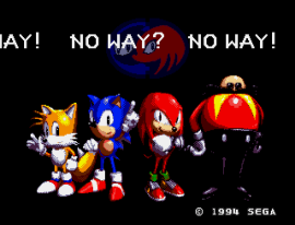 Sonic & Knuckles + Sonic the Hedgehog (World)