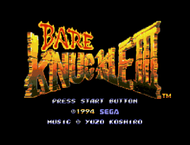 Bare Knuckle III (Japan) [En by Twilight v1.0]