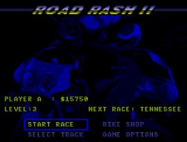 Road Rash II (USA, Europe)
