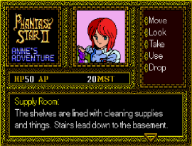 Phantasy Star II - Anne's Adventure (Japan) (SegaNet) [En by MIJET v20071024]