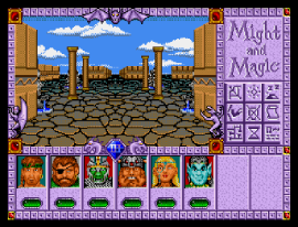 Might and Magic III - Isles of Terra (USA) (Proto)