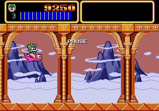 Wonder Boy III - Monster Lair (Japan, Europe)