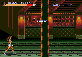 Streets of Rage 3 (Asia)
