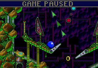 Sonic Spinball (USA) (Alt)