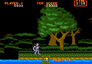 Ghouls 'n Ghosts (USA, Europe)