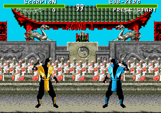 Mortal Kombat (World)