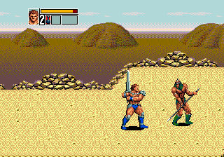 Golden Axe III (Japan)