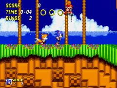 Play Genesis Sonic the Hedgehog 2 (World) Online in your