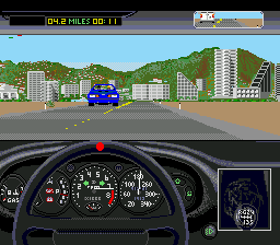 Test Drive II - The Duel (USA, Europe)