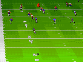 John Madden Football - Pro Football (Japan)