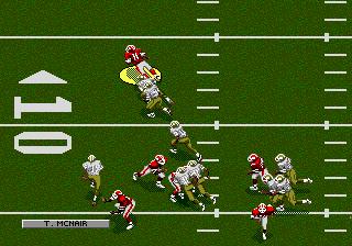 NFL Football '94 (Japan)
