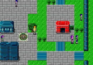 Phantasy Star II (Brazil)