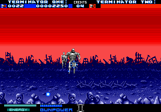 T2 - The Arcade Game (USA, Europe)