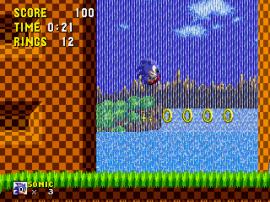 Sonic the Hedgehog (USA, Europe) [Hack by Carretero v2.0] (~Sonic - Return to the Origin) (Backward Play)