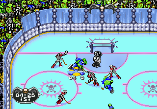 Mutant League Hockey (USA, Europe)