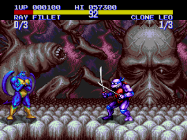Teenage Mutant Ninja Turtles - Tournament Fighters (USA)