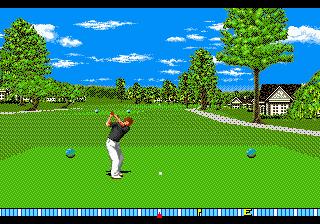 New 3D Golf Simulation Pebble Beach no Hatou (Japan)
