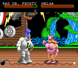 Clay Fighter (USA)