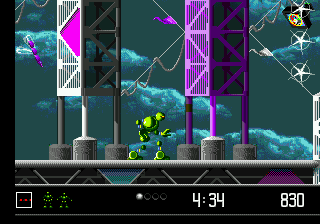 Vectorman (USA) (Beta)