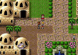 Phantasy Star IV (USA)