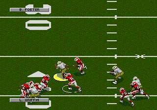 NFL Football '94 Starring Joe Montana (USA)