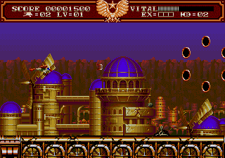 Empire of Steel (Europe)