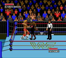 WWF Super WrestleMania (USA, Europe)