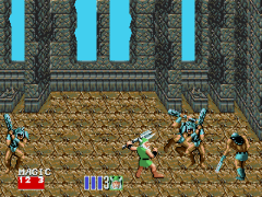 Golden Axe II (World) (Beta)