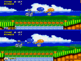 Sonic the Hedgehog 2 (World) (Rev A)