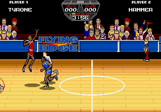 Arch Rivals - The Arcade Game (USA, Europe)