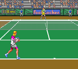 David Crane's Amazing Tennis (USA)