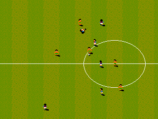 Sensible Soccer - International Edition (Europe) (En,Fr,De,It)