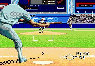 World Series Baseball (USA)