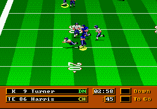 Mike Ditka Power Football (USA)