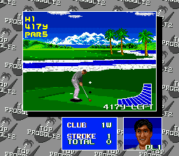 Top Pro Golf 2 (Japan)