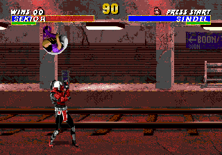 Mortal Kombat 3 (USA)