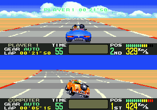 OutRunners (Japan)