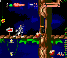 Bugs Bunny in Double Trouble (USA)