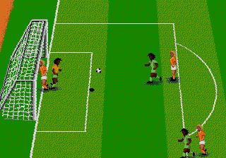 World Championship Soccer II (USA)