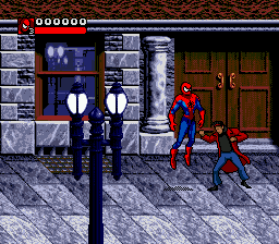 Spider-Man and Venom - Separation Anxiety (USA, Europe)