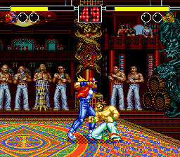 Fatal Fury (USA)