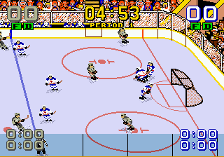 Mario Lemieux Hockey (USA, Europe)