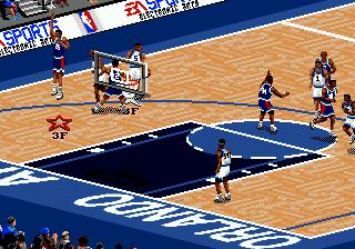 NBA Live 96 (USA, Europe)