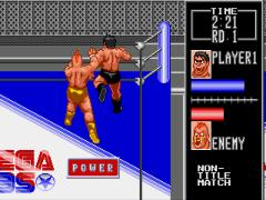 Wrestle War (Japan, Europe)